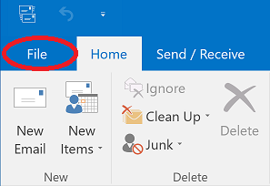 how to connect another email account to outlook mail